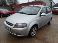 Chevrolet Kalos 1.2 SE 5 DOOR HATCH WITH ONLY 21,000 MILES WITH FULL HISTORY