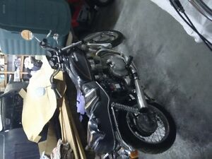 Honda Bike for sale