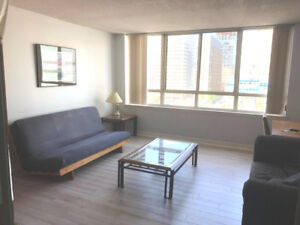 950+  SQ FT 1 BED+DEN (OR 2ND BED) + 1.5 BATH + W/D IN UNIT
