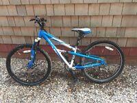 Boys Apollo Mountain Bike