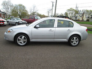2010 Chevrolet Cobalt LT W/1SA Sedan LOADED LOW KM TRADE WELCOME