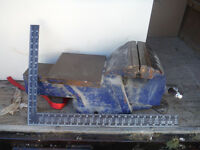 For Sale Large Vise