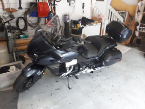 HONDA 2014 CTX 1300 MOTORCYCLE FOR SALE