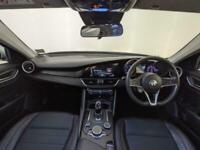 2018 ALFA ROMEO GIULIA SUPER TD AUTO SAT NAV PARKING SENSORS SERVICE HISTORY
