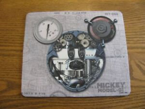 MOUSE  PAD  -   MICKEY  MOUSE