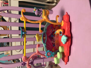 Littlest pet shop play sets