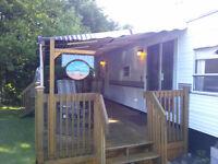 Roulotte de parc Breckenridge 40' (2 chambres fermées)
