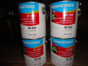 INDOOR HOUSEHOLD PAINT NEVER USED