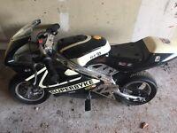 Minni motorbike