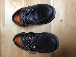 Chaussures Timberland 3 oeillets