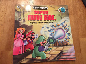 Super Mario Bros - Trapped In The Perilous Pit