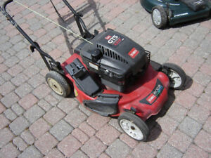 Toro Lawnmower, Personal Pace, 100% Serviced, 100% Guarantee.