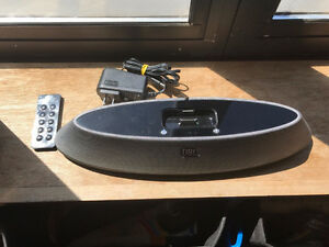 JBL On Stage High-Performance Speaker Dock and Remote