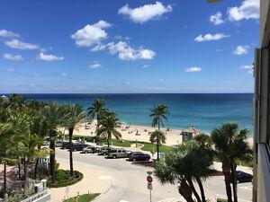 Condo à louer en Floride au bord de la mer