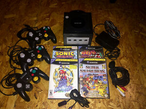 GameCube with games and accessories $150 OBO