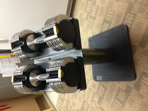 Dumbbell Set Sarnia Sarnia Area image 2