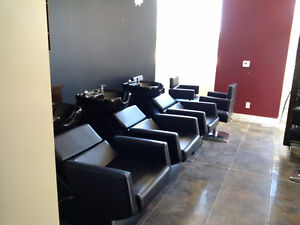 Well furnished high end hair salon Kitchener / Waterloo Kitchener Area image 8