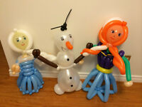 Joe the ballooney! Balloon twisting&decoration, best rate ever!
