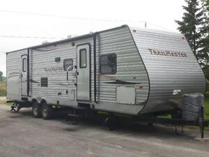 2013 32ft. GulfStream Trailmaster Trailer