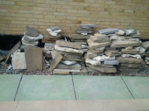 Flagstone for sale!