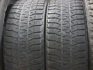 17 INCH WINTER TIRES FOR SALE