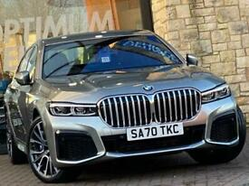 image for 2020 BMW 730D XDRIVE M SPORT Auto Saloon Diesel Automatic