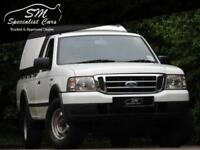 2006 55 FORD RANGER 2.5 REGULAR CAB 4X4 TD 1D 107 BHP DIESEL