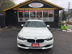 2014 BMW 3-Series 320i xDrive Sedan ONE OWNER CERTIFIED AUTO