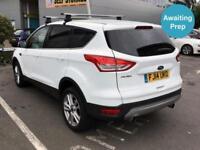 2014 FORD KUGA 2.0 TDCi Titanium X 5dr 2WD SUV 5 Seats