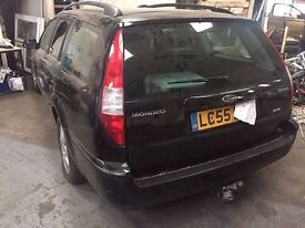 2005 FORD MONDEO 2.0 TDCI BREAKING ESTATE BLACK