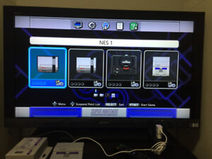 Modded SNES Classic