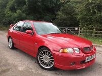 MG zs180 2.5 v6 limited edition new cambelt