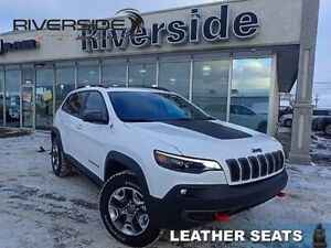 2019 Jeep Cherokee Trailhawk Elite  - Sunroof - $231.85 B/W