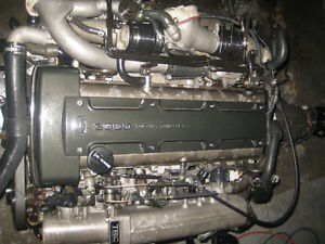 TOYOTA SUPRA 2JZ GTE TWIN TURBO 3.0L ENGINE JDM GS300 SC300 2JZ