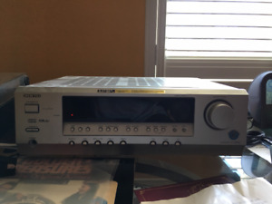 Onkyo receiver / amplifier