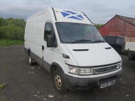 Iveco Daily Van Solid Big Van