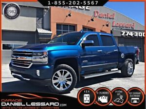 Chevrolet Silverado 1500 HIGHCOUNTRY 4X4 CREWCAB 5.3 L, BOÎTE 5.