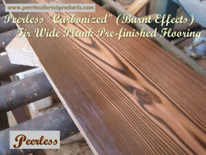 SALE: 1x10 Inch Fir Wide Plank Solid Wood Flooring
