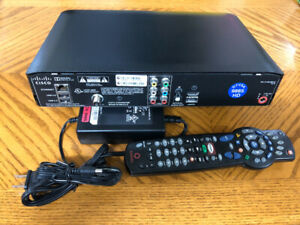 Rogers NEXTBOX 9865 HD PVR with remote & HDMI Cable