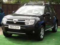 2013 Dacia Duster 1.5 dCi Laureate 4x4 5dr