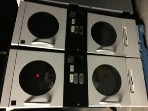 Laundromat washers and dryers used for sale