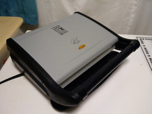 MOVING SALE - George Foreman grill