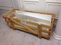 Large wooden crate - FREE