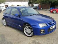 MG/ MGF ZR 1.4 105 GENUINE 13,784 MILES FROM NEW BY 2 LADY OWNERS WITH FSH