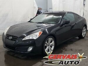 Hyundai Genesis Coupe 2.0T Cuir Toit Ouvrant MAGS 2010