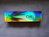 chi iconic shine professional hair colour - light natural brown