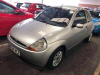 2005 Shape Ford Ka. Perfect. Long Mot. Tax £60. 1 Owner. FSH.LOW MILES NEW TYRES