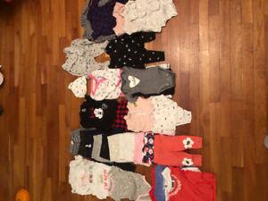 Vêtements fille 3 mois et 3-6 mois