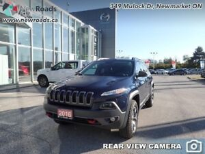 2016 Jeep Cherokee Trailhawk - Bluetooth - $185.07 B/W