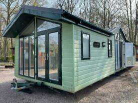 Static Caravan For Sale Off Site 2 Bedroom Atlas Jasmine 2 Bedroom DG & CH